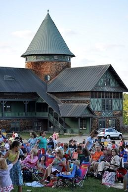Concert at Shelburne Farms