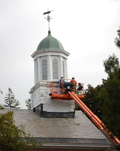 cupola work