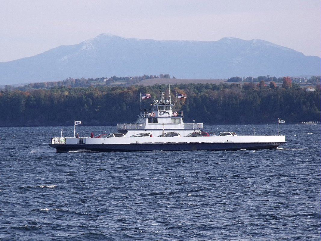 Lake Champlain Ferry