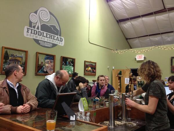 Fiddlehead Brewing